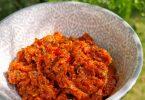 Sauce arrabbiata aux tomates séchées