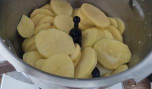 Pommes de terre pour purée au Companion