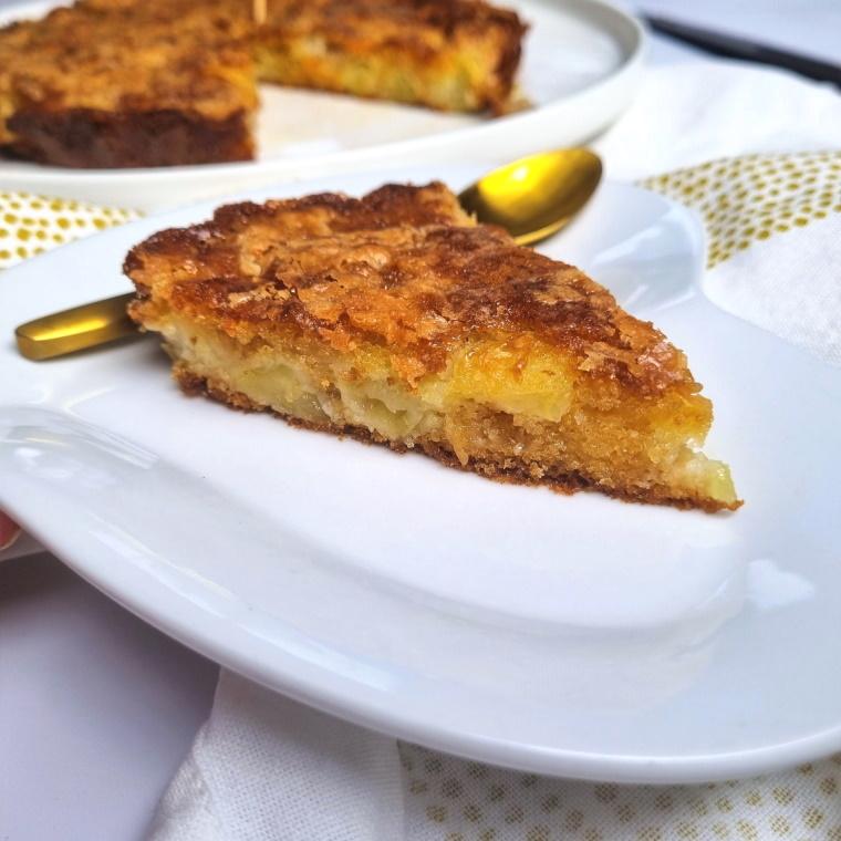 Gâteau aux pommes au Companion