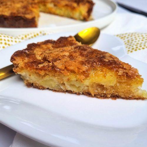 Crousti-moelleux aux pommes